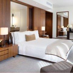 Отель The Langham, New York, Fifth Avenue Номер Делюкс с различными типами кроватей фото 4