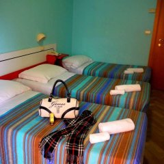 Отель Villa Derna Римини детские мероприятия фото 2