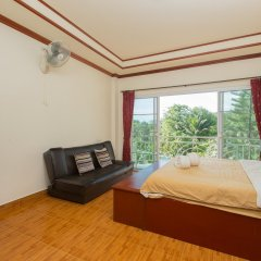 Отель Patong Rai Rum Yen Resort 3* Апартаменты с различными типами кроватей фото 5