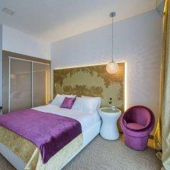 Отель Panorama De Luxe Одесса комната для гостей фото 4