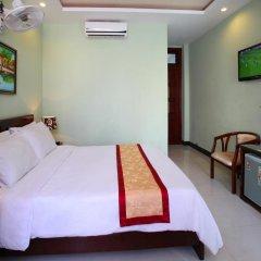 Souvenir Nha Trang Hotel сейф в номере