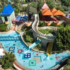 The Xanthe Resort & Spa Турция, Сиде - отзывы, цены и фото номеров - забронировать отель The Xanthe Resort & Spa - All Inclusive онлайн бассейн фото 2