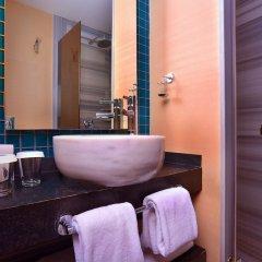 Pera Tulip Hotel Турция, Стамбул - 11 отзывов об отеле, цены и фото номеров - забронировать отель Pera Tulip Hotel онлайн ванная фото 2