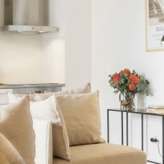 Апартаменты Lisbon Serviced Apartments Baixa Castelo в номере