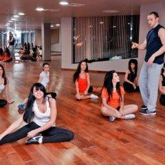 Отель Emirates Apart Residence София фитнесс-зал фото 3