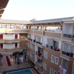 Отель Club Efes Otel Силифке балкон