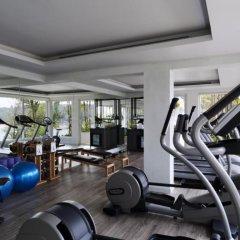Отель The Nai Harn Phuket фитнесс-зал фото 2