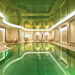 Отель Parkhotel Richmond бассейн