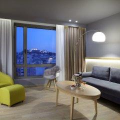 Отель Wyndham Grand Athens комната для гостей