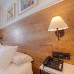 Отель Pension Aldamar Сан-Себастьян удобства в номере