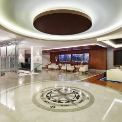 Hotel Grand Side - All Inclusive Сиде интерьер отеля