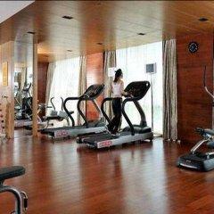 Отель Crowne Plaza Paragon Xiamen Китай, Сямынь - 2 отзыва об отеле, цены и фото номеров - забронировать отель Crowne Plaza Paragon Xiamen онлайн фитнесс-зал фото 4