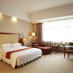 Отель Xi'an Jiaotong Liverpool International Conference Center комната для гостей фото 2