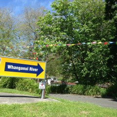 Отель Whanganui River Top 10 Holiday Park фото 2