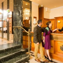 Hotel Erzherzog Rainer интерьер отеля фото 2