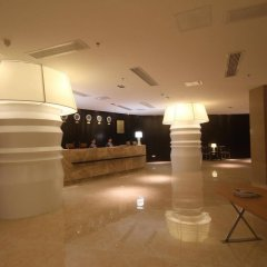 Jiangwan Business Hotel - Wuyuan интерьер отеля