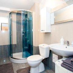 Апартаменты Studio Apartament Centrum Katowice ванная