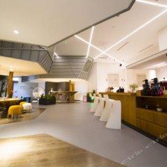Отель Quinsay Design Hotel Китай, Сямынь - отзывы, цены и фото номеров - забронировать отель Quinsay Design Hotel онлайн интерьер отеля