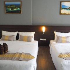 Отель Hatzanda Lanta Resort Ланта комната для гостей фото 2