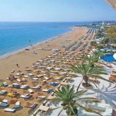 Rubi Hotel Турция, Аланья - отзывы, цены и фото номеров - забронировать отель Rubi Hotel онлайн пляж фото 2