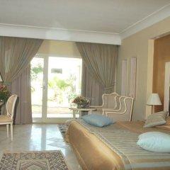 Отель Hasdrubal Thalassa & Spa Djerba Тунис, Мидун - 1 отзыв об отеле, цены и фото номеров - забронировать отель Hasdrubal Thalassa & Spa Djerba онлайн комната для гостей фото 5