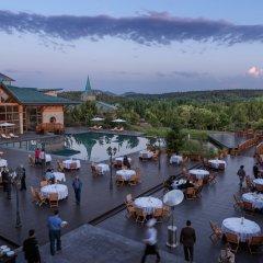 Отель Michlifen Ifrane Suites & Spa питание