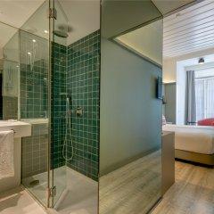 Отель Vincci Baixa Португалия, Лиссабон - отзывы, цены и фото номеров - забронировать отель Vincci Baixa онлайн ванная