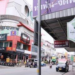 Апартаменты Trebel Service Apartment Pattaya Паттайя