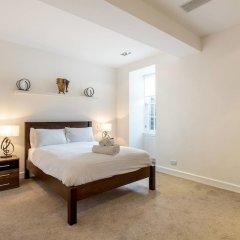 Апартаменты Charlotte Sq. Apartment Private Garden Эдинбург комната для гостей фото 3