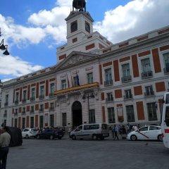 Отель OH Madrid Sol