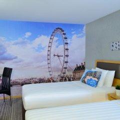 Metropark Hotel Wanchai Hong Kong детские мероприятия