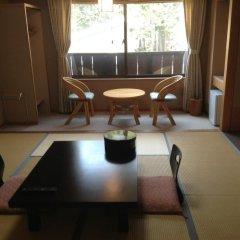 Отель Bergtour Marukita Хакуба в номере