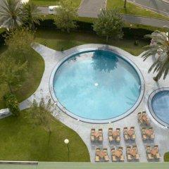 Отель Prestige Goya Park Испания, Курорт Росес - отзывы, цены и фото номеров - забронировать отель Prestige Goya Park онлайн бассейн фото 2