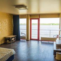 Гостиница Volga Star в Саратове отзывы, цены и фото номеров - забронировать гостиницу Volga Star онлайн Саратов комната для гостей фото 2