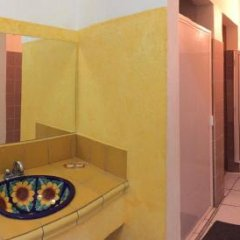 Отель RC Plaza Liberación Мексика, Гвадалахара - отзывы, цены и фото номеров - забронировать отель RC Plaza Liberación онлайн ванная фото 2