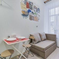 Апартаменты Sokroma Питер FM Aparts комната для гостей фото 2