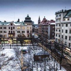 Отель Hotell Göta Швеция, Эребру - отзывы, цены и фото номеров - забронировать отель Hotell Göta онлайн