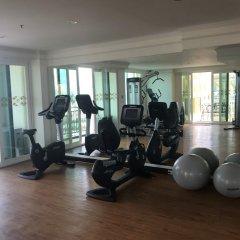 Отель LK President фитнесс-зал фото 3