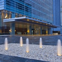 Отель Westin Santa Fe Мехико бассейн фото 3