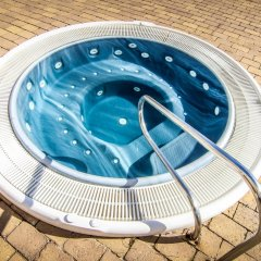 Отель S'Abanell Central Park Испания, Бланес - отзывы, цены и фото номеров - забронировать отель S'Abanell Central Park онлайн бассейн