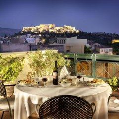 Отель Jason Inn Греция, Афины - отзывы, цены и фото номеров - забронировать отель Jason Inn онлайн балкон