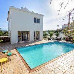 Отель Villa Atlas Кипр, Протарас - отзывы, цены и фото номеров - забронировать отель Villa Atlas онлайн бассейн