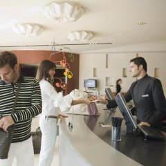 T Hotel интерьер отеля фото 3