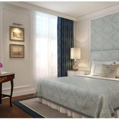 Гостиница Царский дворец 5* Стандартный номер с двуспальной кроватью фото 3
