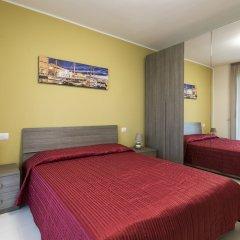 Отель Riva Azzurra Residence Римини комната для гостей фото 2