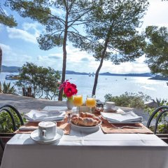 Hotel Cala Fornells балкон
