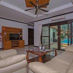 Отель Tranquillo Pool Villa комната для гостей фото 2