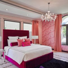 Отель Dream Inn Dubai - Royal Palm Beach Villa комната для гостей фото 4