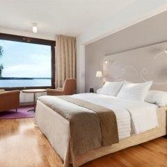 Отель Hilton Kalastajatorppa Хельсинки комната для гостей