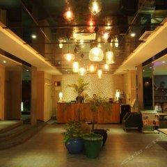 Отель Sotel Inn Cultura Hotel Zhongshan Branch Китай, Чжуншань - отзывы, цены и фото номеров - забронировать отель Sotel Inn Cultura Hotel Zhongshan Branch онлайн интерьер отеля фото 2
